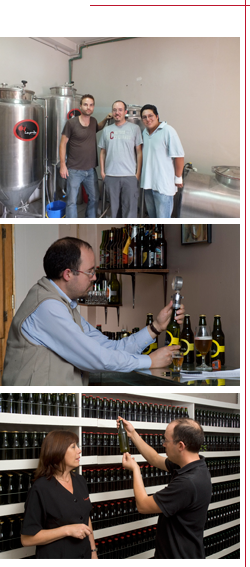 Cerveza Artesanal Leyenda