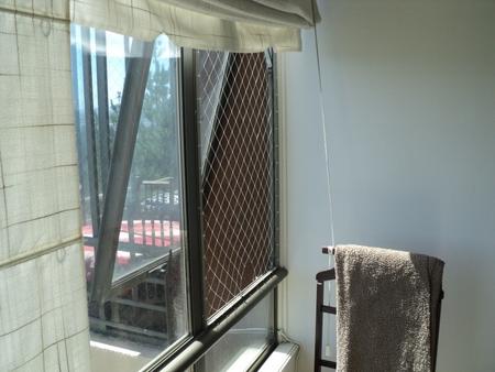 Ofertas mallas de proteccion seguridad infantil ni os bebe departamentos balcones ventanas terrazas - Proteccion escaleras para ninos ...