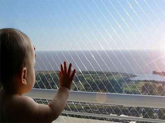 Ofertas mallas de proteccion seguridad infantil ni os - Proteccion para terrazas ...