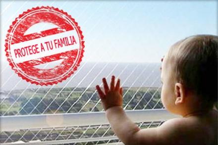 Ofertas ,mallas de proteccion,seguridad,infantil,niños,bebe ...