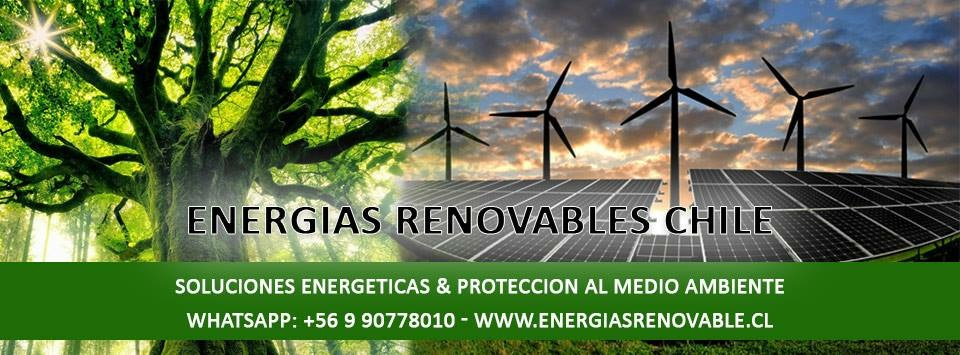 Energias Renovables Chile
