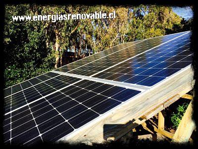 energias renovables chile
