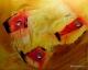 cuadros abstractos 100x80 codigo 572 bastidor de 4 cms. ( VENDIDO )