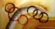cuadros abstractos 150x80 codigo 1217 bastidor de 3 cms. ( VENDIDO )