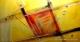 cuadros abstractos 150x80 codigo 1218 bastidor de 3 cms. ( VENDIDO )