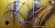 cuadros abstractos 150x80 codigo 1354 bastidor de 3 cms. ( VENDIDO )