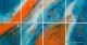 cuadros abstractos 150x80 codigo 1603 ( VENDIDO )
