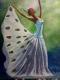 La danza del pavo real