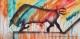 cuadros modernos toro 150x80 codigo 2000 A vendido
